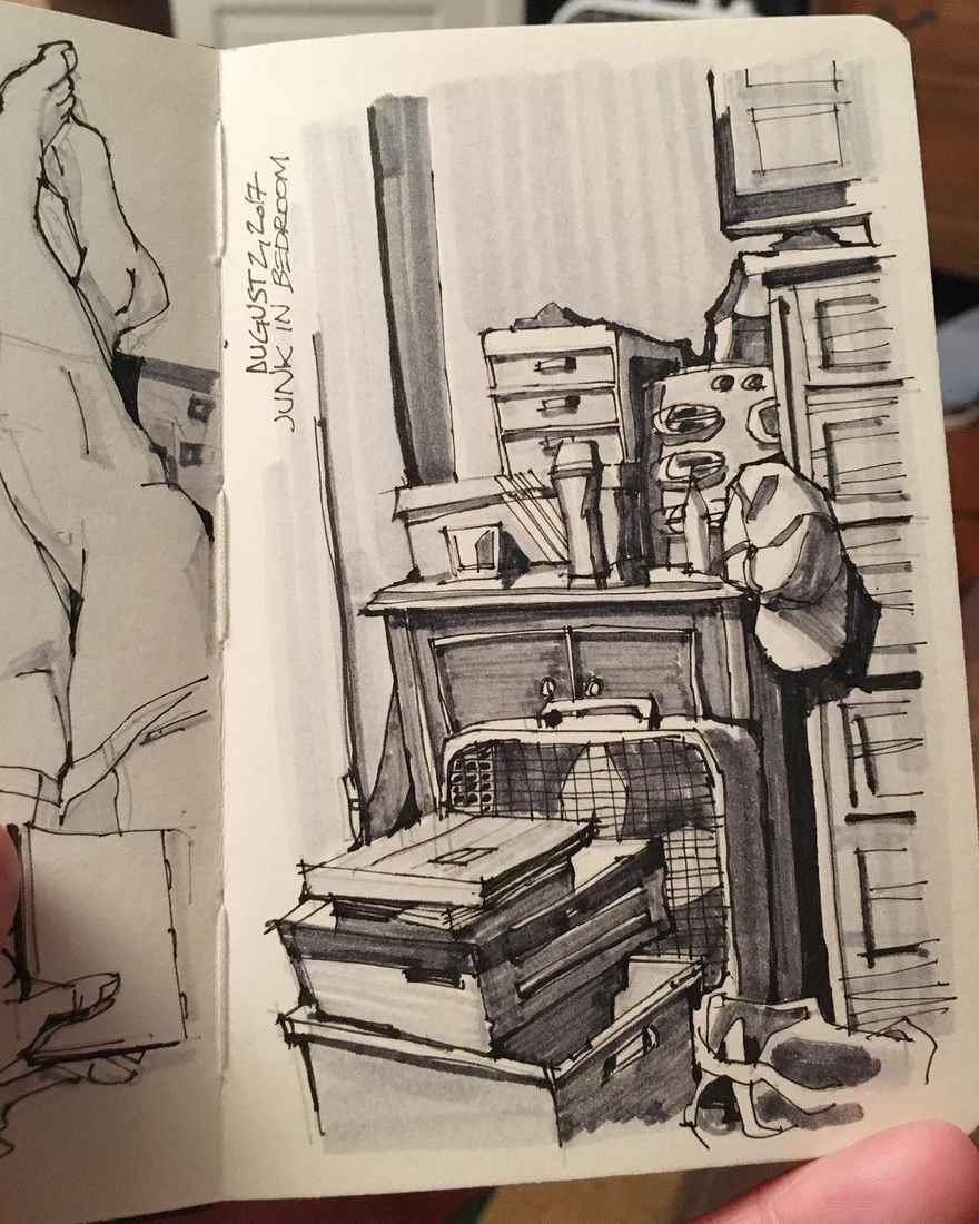 07-Need-a-Tidy-Up-Josiah-Hanchett-Urban-Sketcher-taking-in-the-views-and-Drawing-them-www-designstack-co