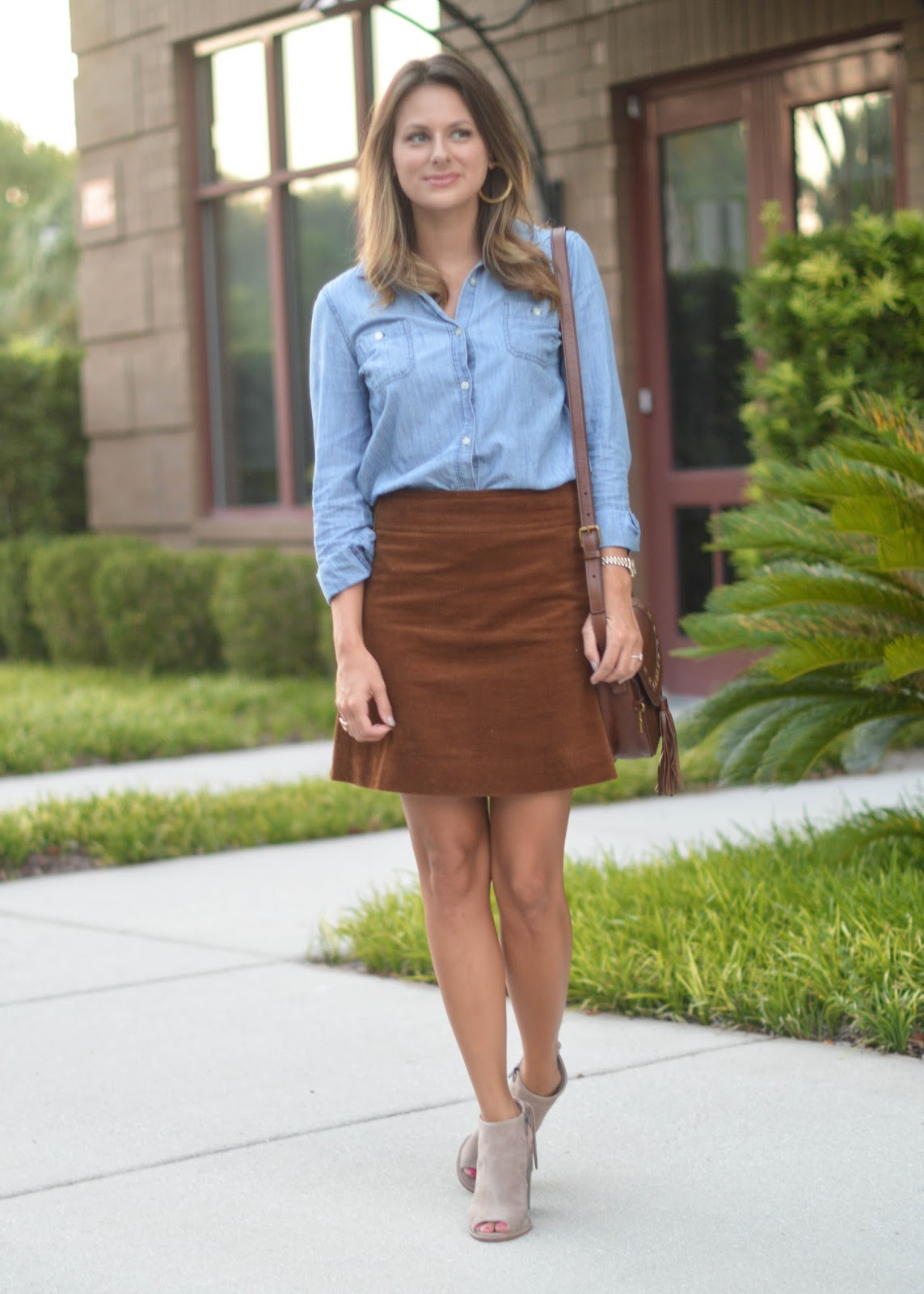 Perfect Fall Mini Southern Style A Life Style Blog