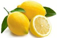 Cara Membuat Masker Alami Dari Buah Berdasar Jenis Kulit - lemon