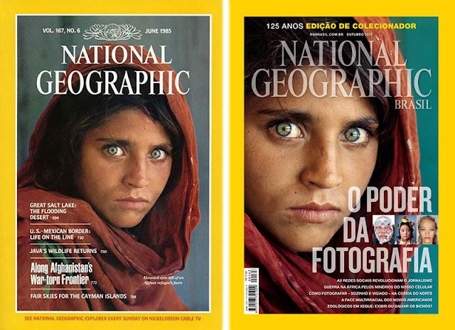 Sharbat Gula, imortalizada pelo fotógrafo Steve McCurry, obteve supostamente documentos de identidade paquistaneses para ela e dois supostos filhos após subornar três funcionários, disse à Agência Efe um agente da Agência de Investigação Federal (FIA)