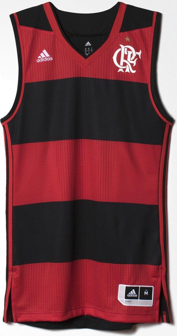f27e5d4b198d7 Adidas divulga os novos uniformes do time de basquete do Flamengo ...