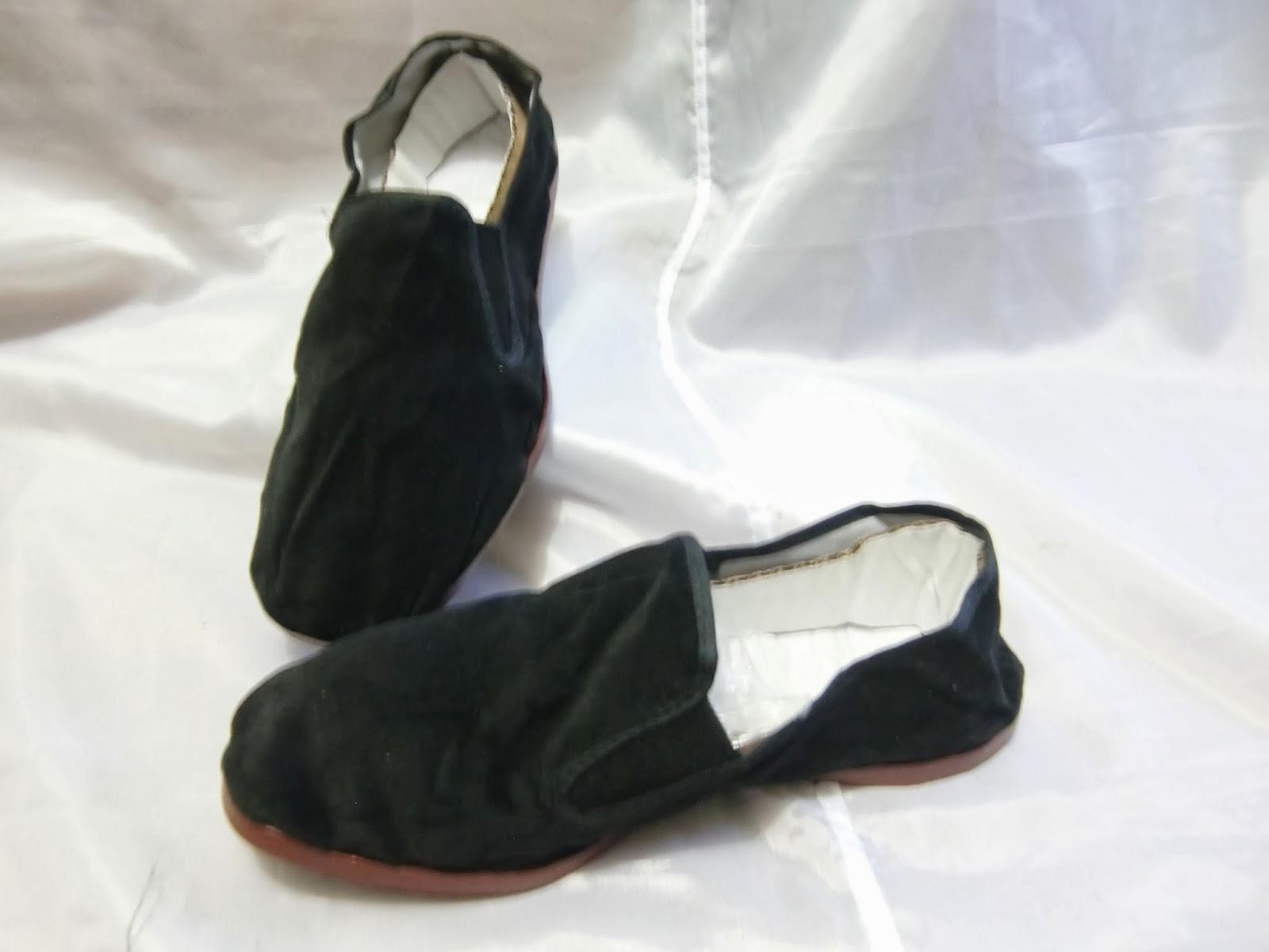 CILEGON ANTIK Sepatu Kung Fu Sepatu Big Boss