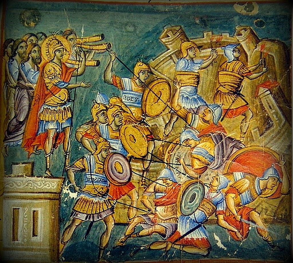 f046dfe8fad8 Η πρώτη επέµβαση του Ιωάννη θα πρέπει να τοποθετηθεί χρονικά περί το 1122,  εφόσον έτσι υπάρχει συµφωνία µε τον Κίνναµο, ο οποίος περιγράφει τον πόλεµο  µε τη ...