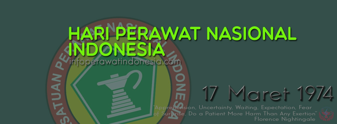 Hari Perawat Nasional Indonesia Saya Tidak Tahu? Apakah Anda Tahu?