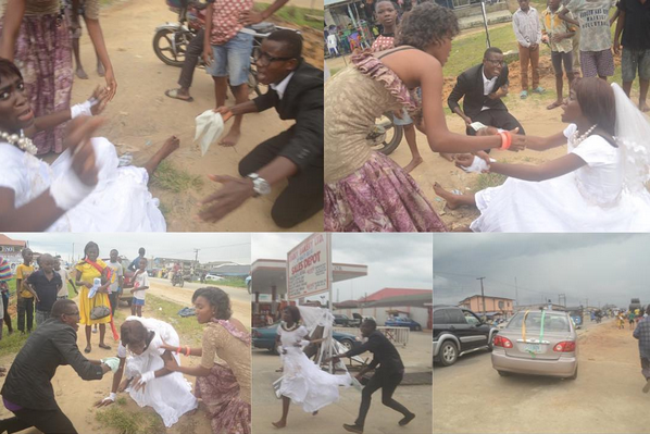 See The Shocking Reason Why This Bride Dumped Her Groom At Their Wedding Reception