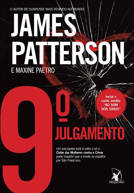 9º julgamento James Patterson, Maxine Paetro