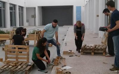 Εργαστήριο παλέτας: μαθαίνουμε, φτιάχνουμε, χρησιμοποιούμε! - ΝΕΑ ΑΚΡΟΠΟΛΗ