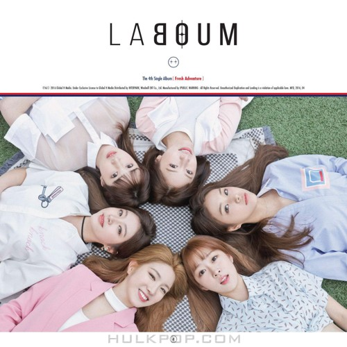LABOUM – Fresh Adventure – EP (ITUNES PLUS AAC M4A)
