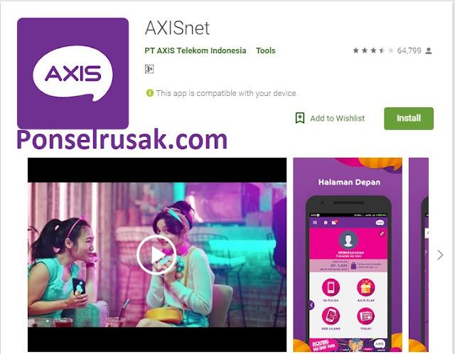 4 Cara Mudah Mendapatkan Internet Gratis dari Axis