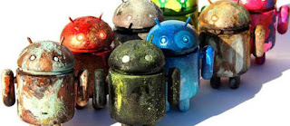 how to install custom rom android