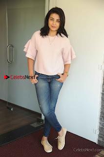 Kannada Tamil Actress Kavya Shetty Stills in Jeans at Silicon City Movie Press Meet  0012.jpg