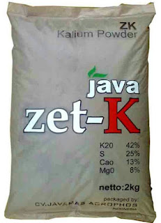 Kalium Powder Java Zet-K