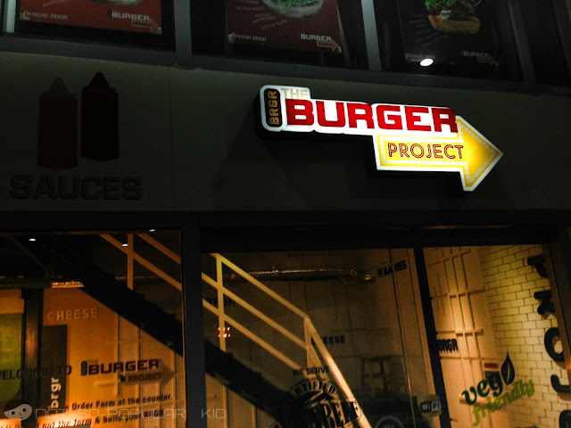 BRGR: The Burger Project in Vito Cruz along Taft