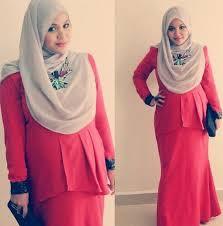 model baju muslim wanita sekarang