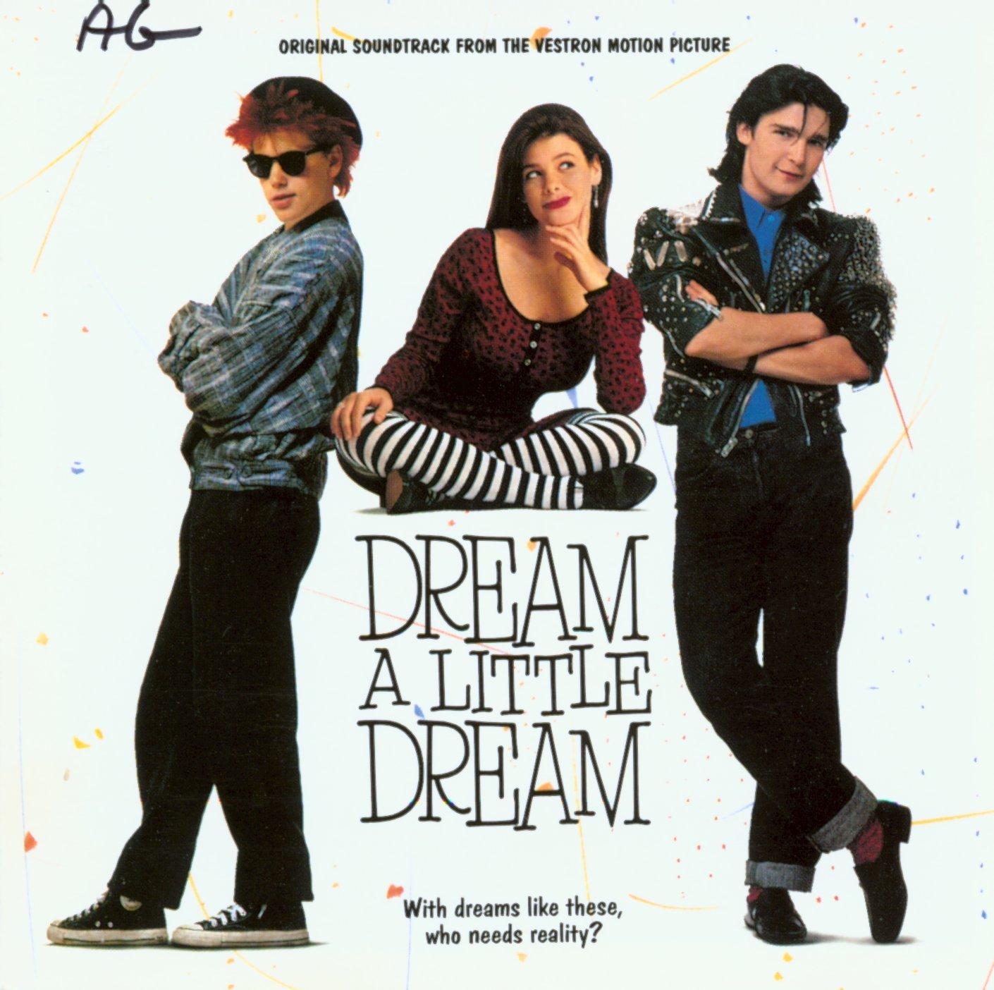 Aor Night Drive Dream A Little Dream Soundtrack Movie 1989