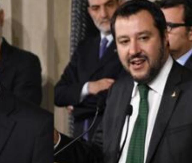 سالفيني يقول: منذ تولي منصبي21 ألف مهاجر أقل إلى إيطاليا