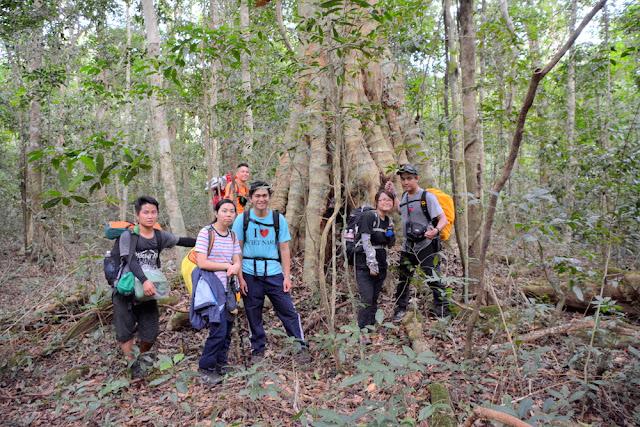 Aural 3833 Có một Campuchia rất khác, hành trình trekking leo đỉnh núi cao nhất Campuchia