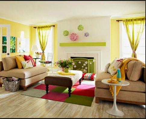 desain inspirasi ruang keluarga terupdate untuk rumah