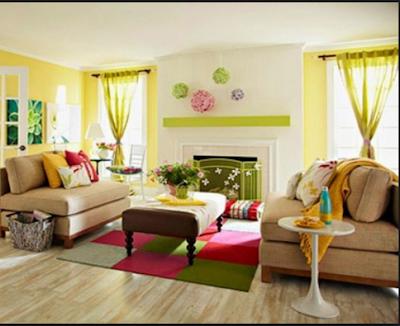 Desain Inspirasi  Ruang Keluarga Terupdate  Untuk Rumah Minimalis 3