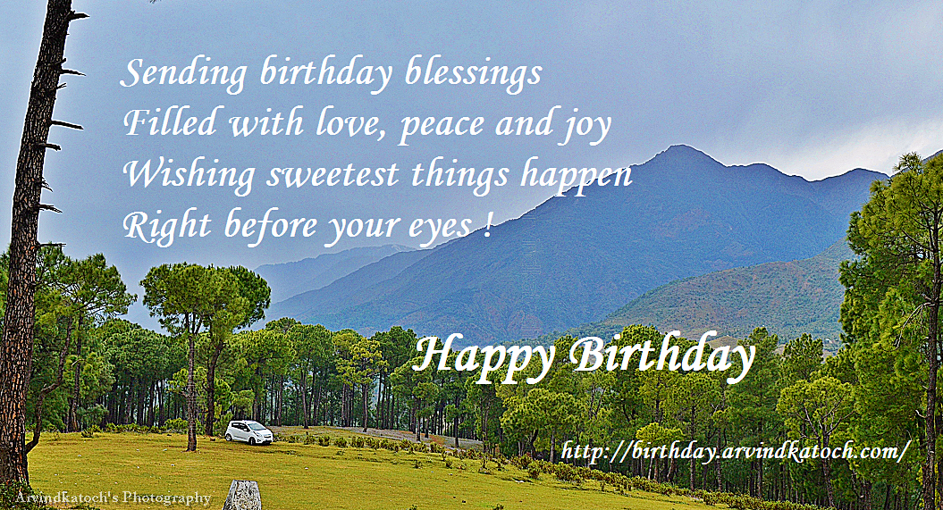 true picture hd birthday cards for sending blessing with beautiful background landscape   true