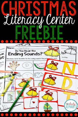 Listening for the ending sounds in words is an important phonemic awareness skill that students need to learn. This center provides extra practice, and can be used in small group and then moved to a center for independent practice. Recording sheets are included!