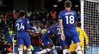 تشيلسي يسقط على ملعبه امام فريق وست هام يونايتد بهدف وحيد في الدوري الانجليزي