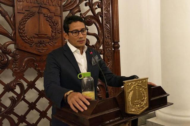 Bela 'Big Bosnya' Serangan La Nyalla Matalitti dan Alumni 212, Sandiaga Uno Sebut Prabowo.....