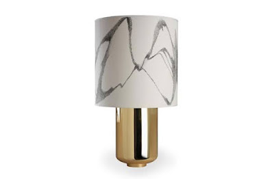 Gilles and Boissier Goliath Lamp via belle vivir blog