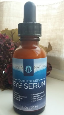 Instanatural Youth Express Eye Serum