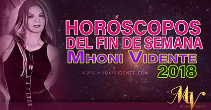 Horóscopos del fin de semana del 23 al 25 de Noviembre