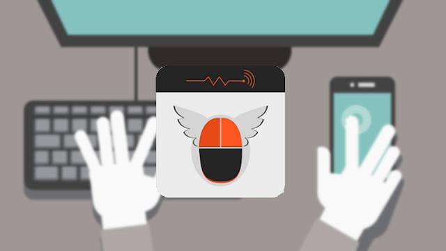 شاب عربي يطور تطبيق يحول هاتفك الأندرويد إلى فأرة حاسوب