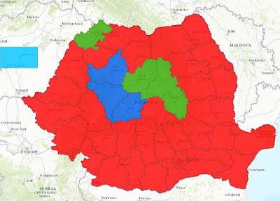 ALDE, BEC, parlamenti választások, PMP, PNL, PSD, RMDSZ, Románia, Traian Băsescu, USR