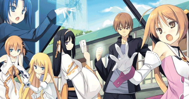 Rokujouma no Shinryakusha!? - Daftar Anime Buatan Silver Link Terbaik