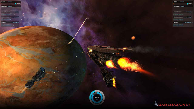 Endless Space Gold Gameplay Screenshot 4