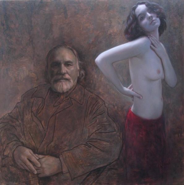 António Macedo 1955 | Portuguese Realist Figurative painter