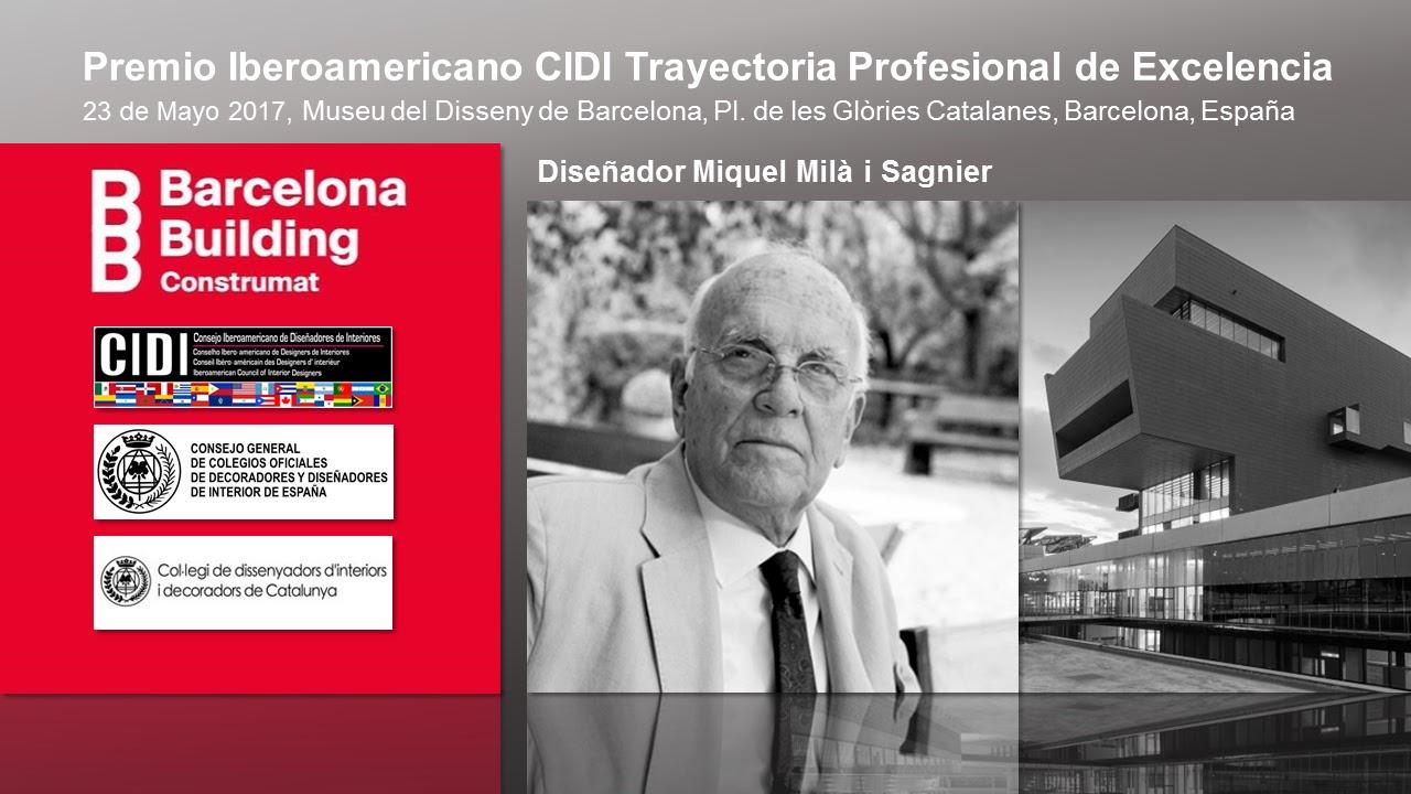 Consejo iberoamericano de dise adores de interiores a c - Disenadores de interiores barcelona ...