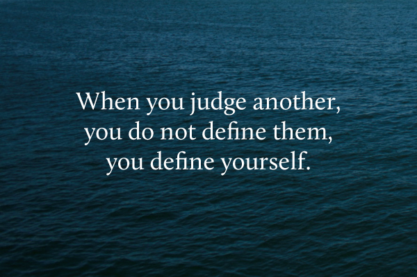 Judging Others Sayings And Quotes Best Quotes And Sayings