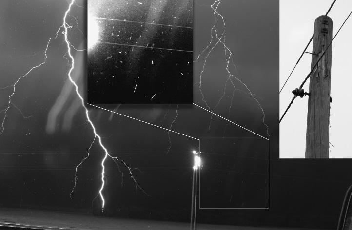 Ground Wire / Sky Wire / Shield Wire in Transmission Line | ETRICAL