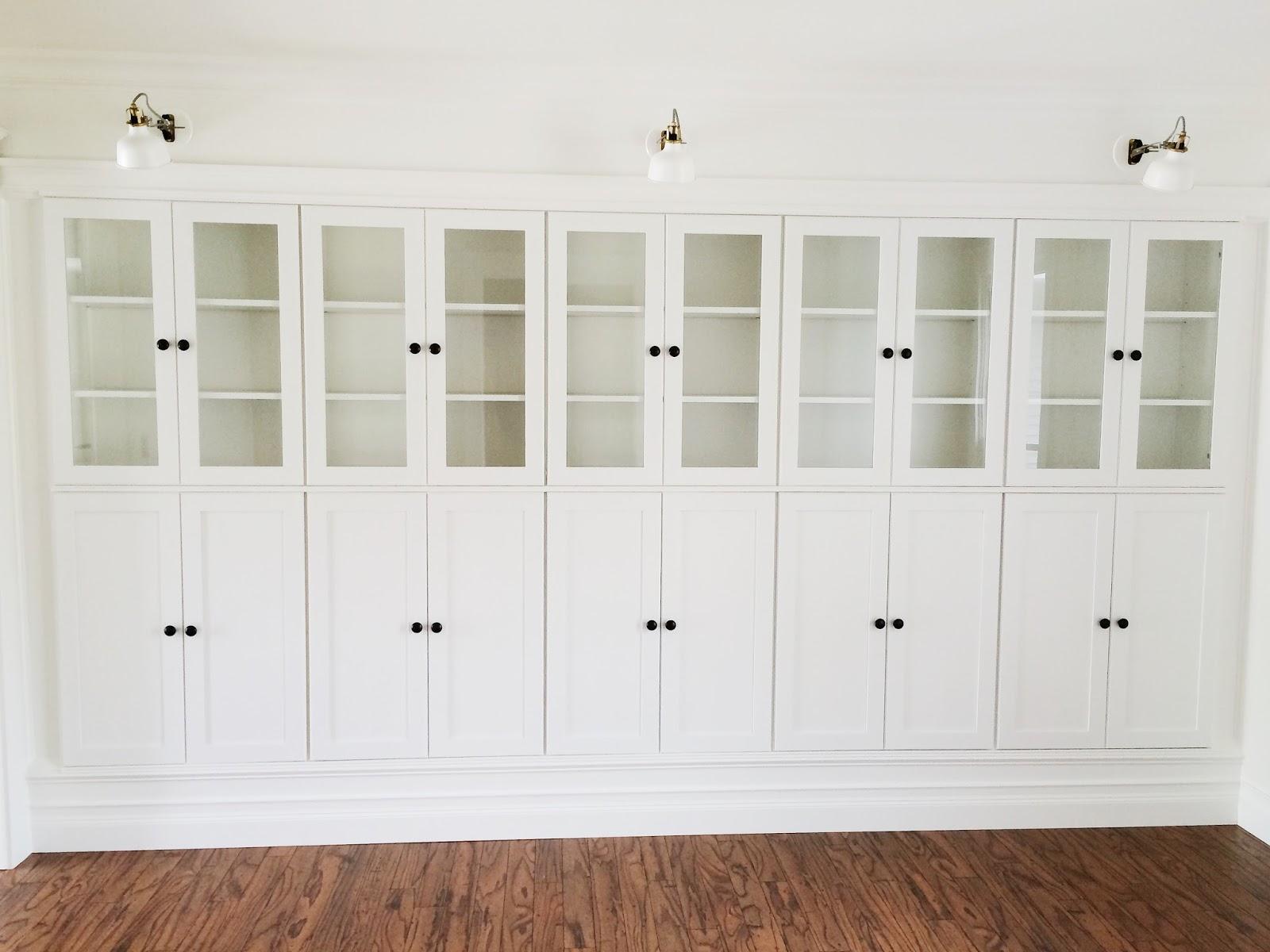 Ikea Brusali Kitchen Built Ins