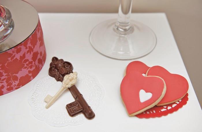Ideia de cantinho de doces para festa