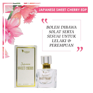NURRAYSA JAPANESE SWEET CHERRY EDP