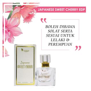 NURRAYSA JAPANESE SWEET CHERRY EDP