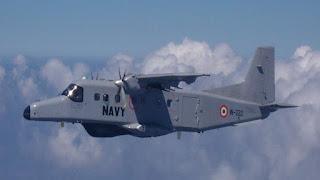 Dornier Squadron INAS 313 at Chennai