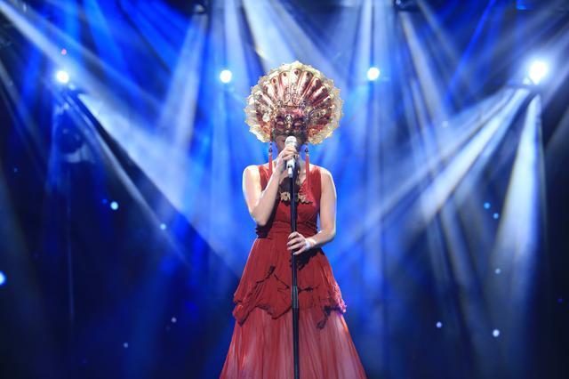 蒙面歌王Masked Singer - Skye Soon - a little space