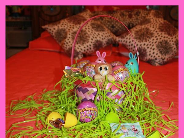 Surprizamals Easter Basket
