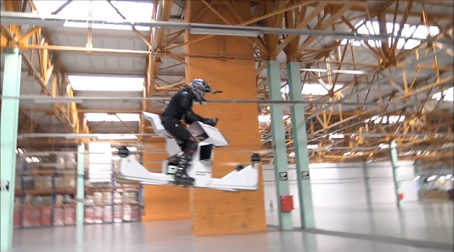 Hoverbike Scorpion 3