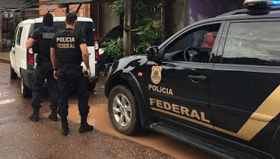 PF prende acusado de exploração sexual contra crianças e adolescentes