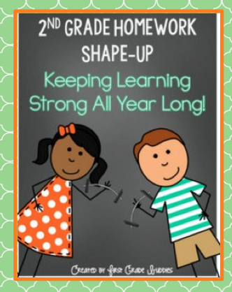 http://www.teacherspayteachers.com/Product/Second-Grade-Homework-Shape-Up-Weekly-CC-Aligned-Homework-for-Reading-and-Math-1297428