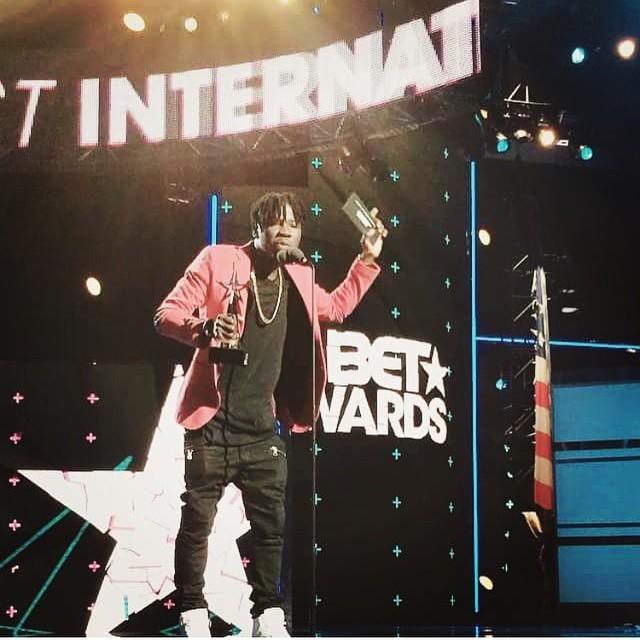 stonebwoy bet awards 2015