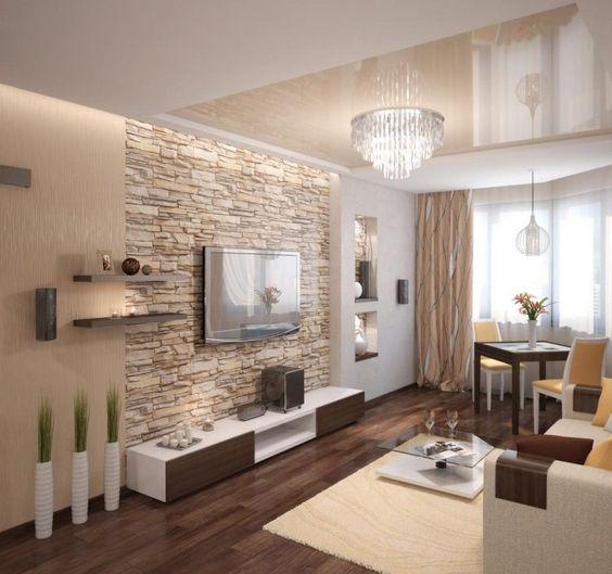 Stunning Amenagement Salon Moderne Photos - Matkin.info - matkin.info